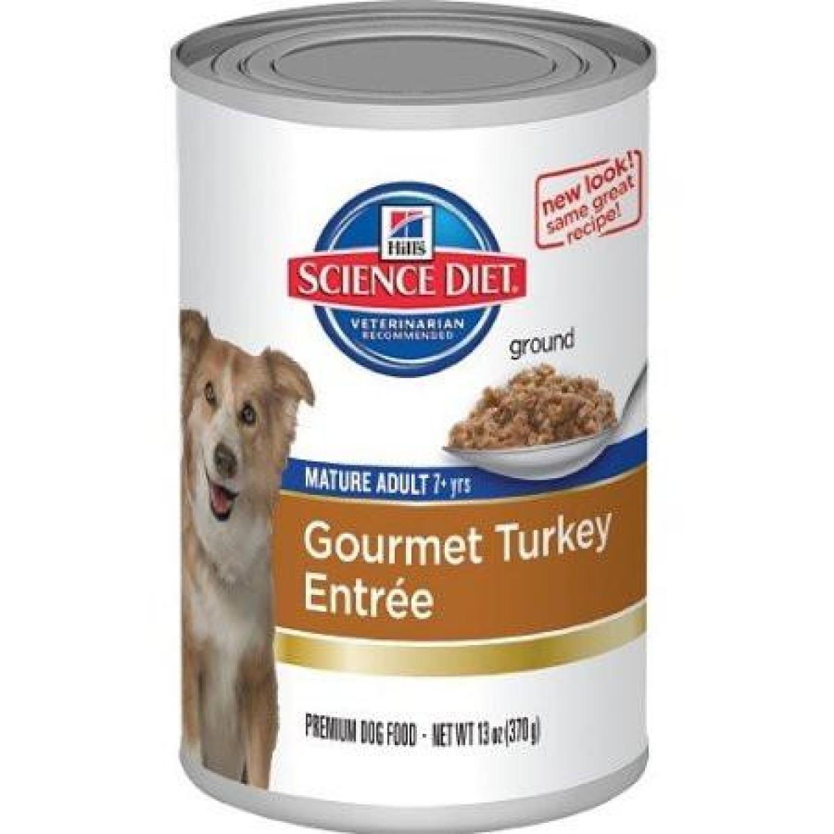 Senior Canned Dog Food Ratings