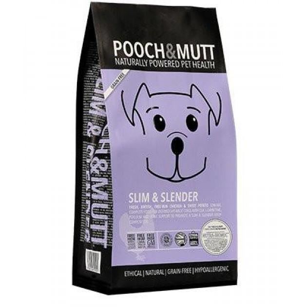 Pooch & Mutt Natural Grain Free Dog Food - Slim and Slender 2kg