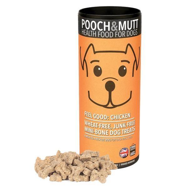 Pooch & Mutt Tube of Treats - Feel Good 125g