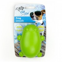 All For Paws - Chill Out Floating TPR Splash Frog