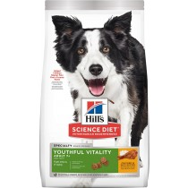 Science Diet Canine Adult 7+ Youthful Vitality Chicken & Rice Recipe - 3.5lbs