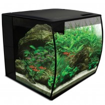 Fluval Flex Aquarium Set Black - 34 L (9 US gal)