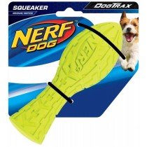 Nerf Dog Squeaker Tire Aero M - Green/Red
