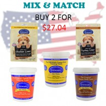'Stewart Pro-Treat® Tub and Pouch 3 & 4 oz - Buy 2 for $27.04
