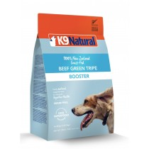 K9 Natural Freeze Dried Beef Tripe Booster 200g
