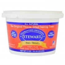 Stewart Pro-Treat® Freeze Dried Pork Liver Tub - 2 oz