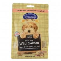 Stewart Pro-Treat® Freeze Dried Wild Salmon Pouch - 2.4 oz