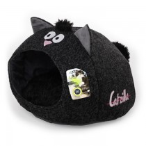 All For Paws - Catzilla Meow Cat House Black