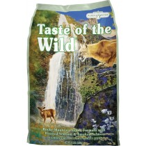 Taste of The Wild Feline® Rocky Mountain Venison - Available in 2kg & 7kg