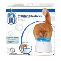 Catit Design Fresh & Clear Cat Drinking Fountain - 2 L