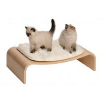 Vesper Cat Furniture V-Lounge - Poplar colour