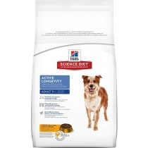 Science Diet Canine Adult 7+ Chicken Meal, Barley & Brown Rice Recipe - 4kg