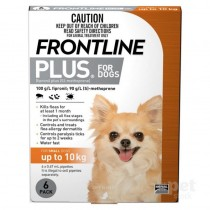 FRONTLINE® Plus for Dogs '