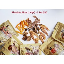 Absolute Bites 'Treats (L) - Buy 2 For $50.00
