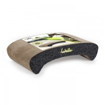 All For Paws - Catzilla Wave Cardboard Scratcher