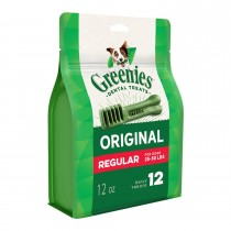 GREENIES™ Dog Dental Treats Original REGULAR™ 12oz. (12pcs)