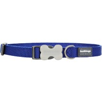 Red Dingo Dog Collar Classic - Dark Blue - Available In S, M, ML & L