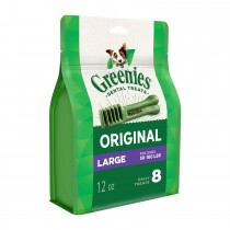 GREENIES™ Dog Dental Treats Original LARGE™ 12oz. (8pcs)