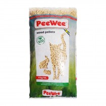 Pee Wee Pine Pellets Cat Litter 14 L