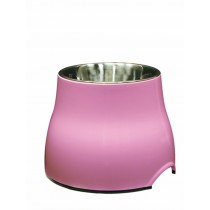 Dogit Elevated Dog Dish Pink - S & L