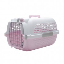 Catit Voyageur Cat Carrier White/Pink - Available in S & M