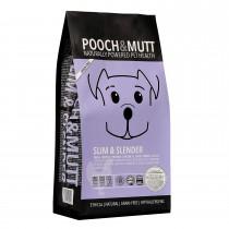 Pooch & Mutt Natural Grain Free Dog Food Slim and Slender - 2kg