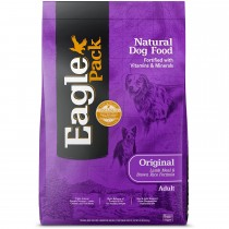 Eagle Pack Dog Adult Lamb & Rice Formula - Available in 6lbs, 15lbs & 30lbs
