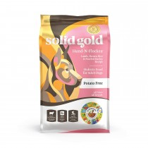 Solid Gold Dog Hund N' Flocken - Lamb, Brown Rice & Pearled Barley Recipe 4lbs