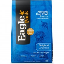 Eagle Pack Dog Adult Formula - Available in 6lbs, 15lbs & 30lbs
