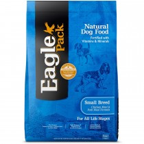 Eagle Pack Dog Adult Small Breed Formula - Available in 6lbs & 15lbs
