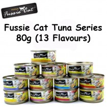 'Fussie Cat' Canned Food Premium - Bundle Mix - Buy Any 24 for $29