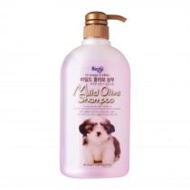 Forbis Mild Olive Shampoo 750 ml