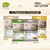'Nurture Pro Cat Tofu Litter 6 for $42