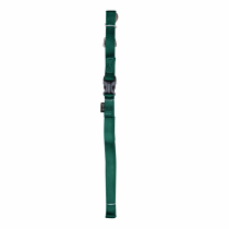 Zeus Nylon Leash - 99583 Forest Green - Available in S, M & L