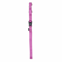 Zeus Nylon Leash - 99587 Fuchsia - Available in S, M & L