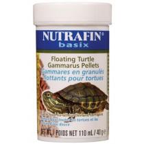 Nutrafin Basix Turtle Gammarus Pellet - 40 g (1.4 oz)
