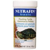 Nutrafin Basix Turtle Gammarus Pellet - 85 g (3 oz)