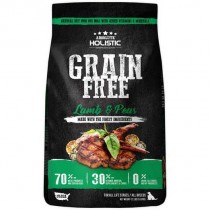 Absolute Holistic Dog Grain-Free Lamb & Peas 22lb