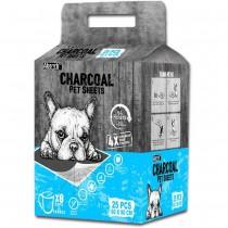 Absorb Charcoal Plus Pet Sheets 60 x 90cm - 25pcs