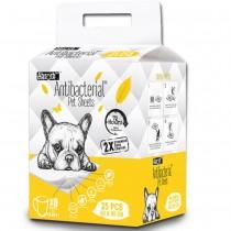 Absorb Plus Pet Sheets Antibacterial 60x90cm - 25pcs