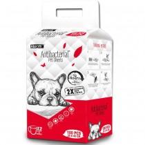 Absorb Plus Pet Sheets Antibacterial 35x45cm - 100pcs