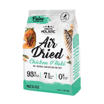Absolute Holistic Cat Air Dried Chicken & Hoki 500g