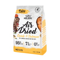 Absolute Holistic Cat Air Dried Lamb & Salmon 500g