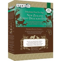 Addiction Dehydrated New Zealand Forest Delicacies - 2lbs