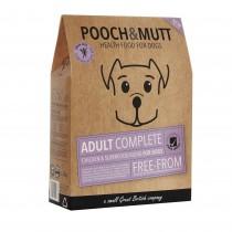 Pooch & Mutt Grain Free Complete Adult Chicken & Superfood Blend 1kg