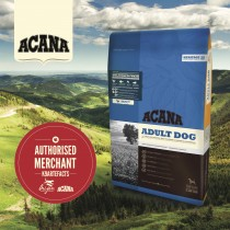 Acana Dog Heritage Adult Dog 'Trial Pack - 340g