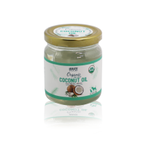 Absolute Plus Organic Raw Virgin Cold Pressed Coconut Oil 450ml