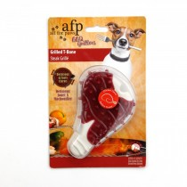 All For Paws - BBQ Grillers T-Bone Beef Flavour