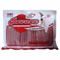Bow Wow Dog Treats Beef Jerky 500g