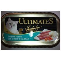 Snappy Tom Ultimates Indulge Shrimp & Calamari 85g